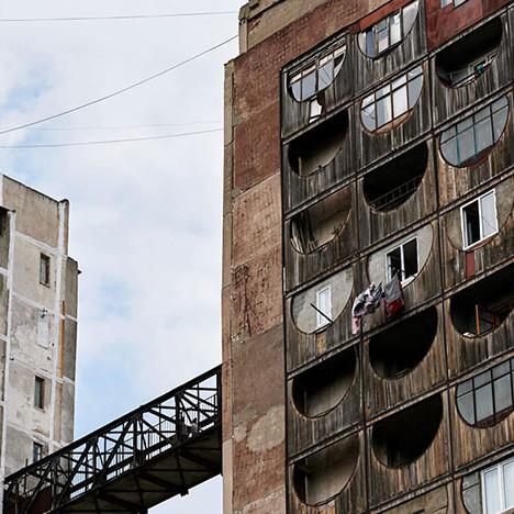 Советское прошлое Тбилиси на фотографиях Алекса Шольчера