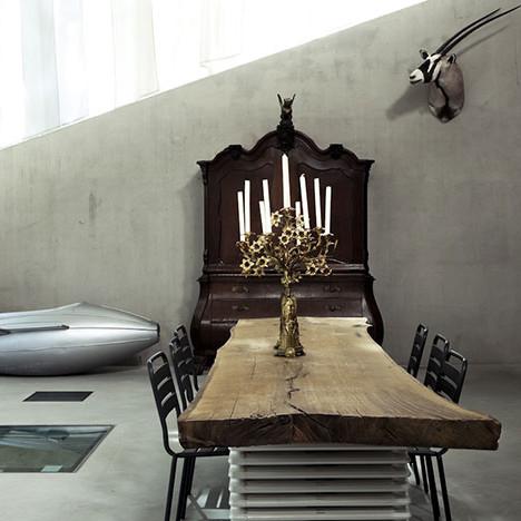 Denieuwegeneratie Architecten: дом-нора под Амстердамом