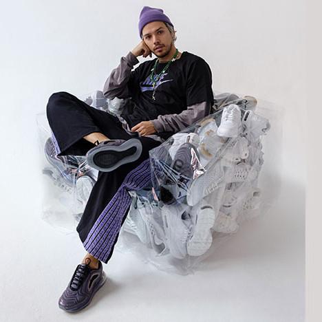 Гарри Нуриев пропагандирует Nike Air Max 720