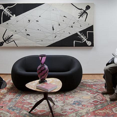Массимо Минини: дом галериста в Брешии