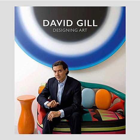 Дэвид Джилл: книга о знаменитом лондонском галеристе