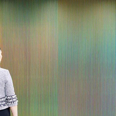 Карлос Крус-Диес на Art Basel 2018