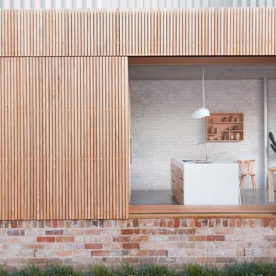 Bismarck House: проект вокруг одной пальмы