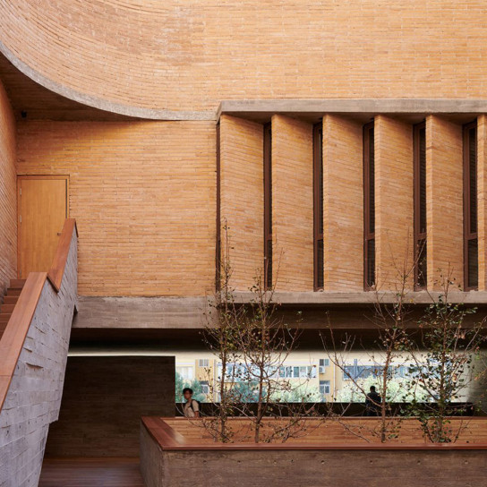 Художественный музей Чанцзяна: архитектура памяти