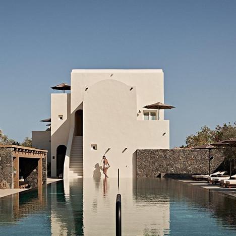 Греческий отпуск: 5 дизайнерских отелей