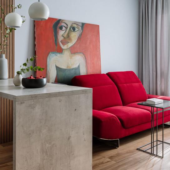 Наталья Тимошенко: небольшая квартира 53 кв. метра в Останкино