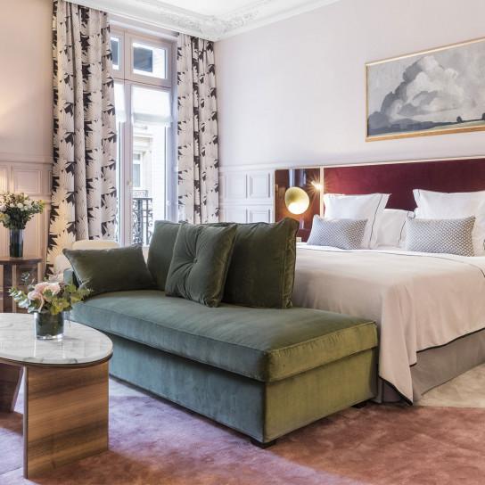Бутик-отель Grand Powers: новые перспективы парижских гостиниц