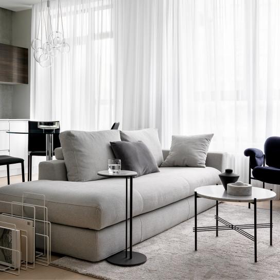 Дизайн квартиры 50 кв. метров: 3 решения