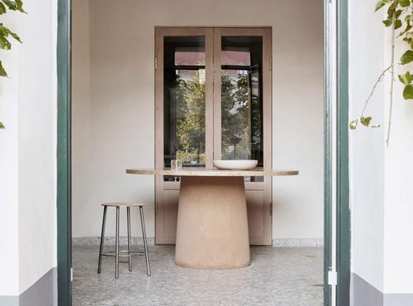 Студия Framа:  экстремальный минимализм в интерьерах пекарни
