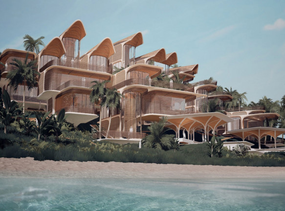 Zaha Hadid Architects: жилой комплекс в Гондурасе