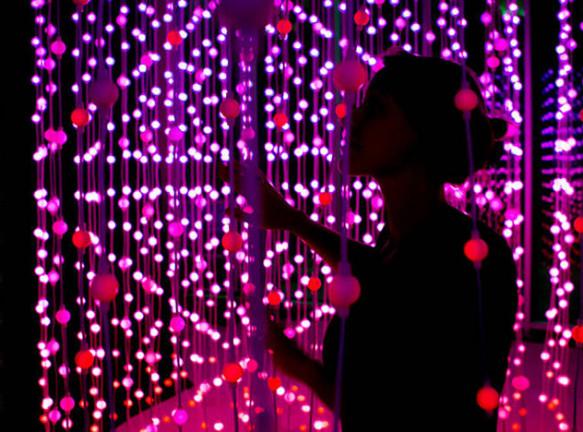 Фестиваль цифровых искусств в Меце