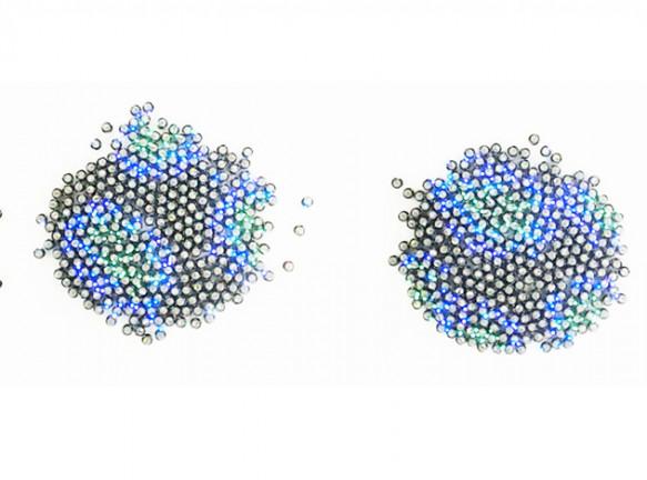 Роевая робототехника: от механизма к клетке
