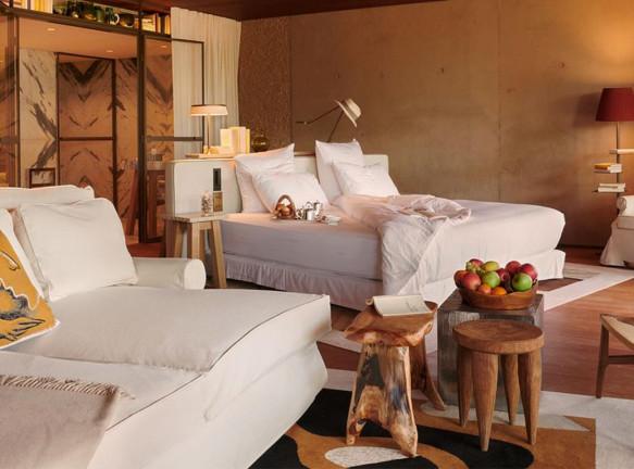 Филипп Старк оформил пятизвездочный отель в Сен-Тропе