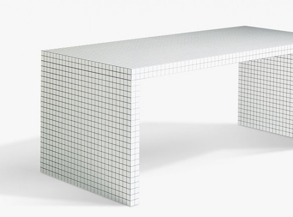 100 лет дизайна: стол Superstudio — символ 70-х