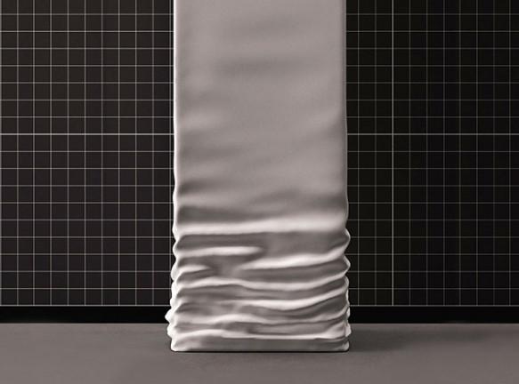 Antoniolupi: мраморный умывальник Ossimoro