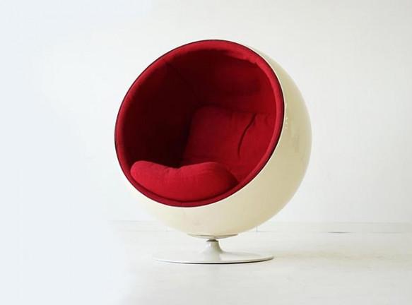 100 лет дизайна: космическая капсула Ээро Аарнио