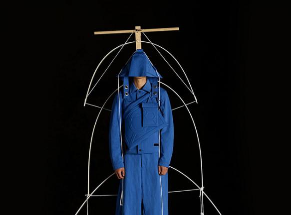 Крейг Грин в проекте Moncler Genius
