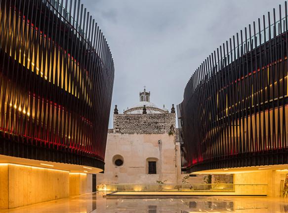 Дворец мексиканской музыки в Мериде