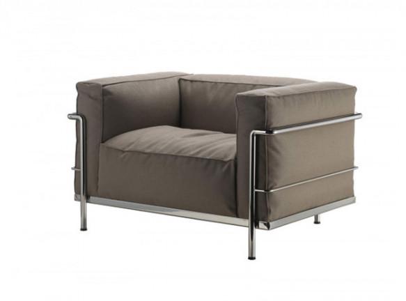 100 лет дизайна: кресло LC3