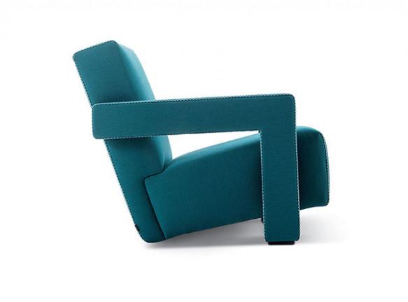 100 лет дизайна: кресло Utrecht Геррита Ритвельда
