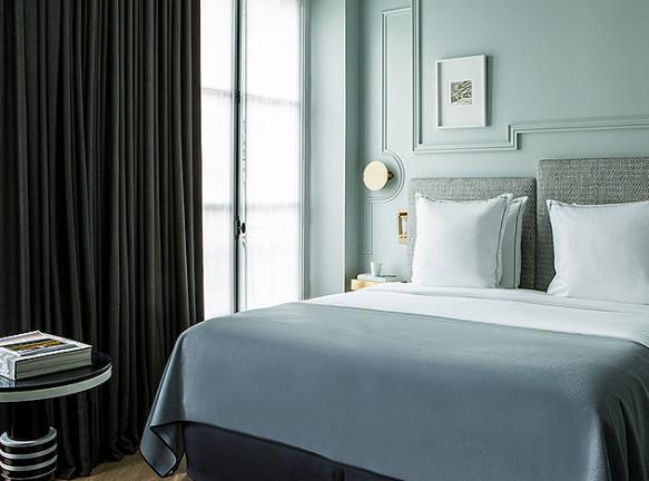 Отель Maison Armance: тихое место по проекту Double G