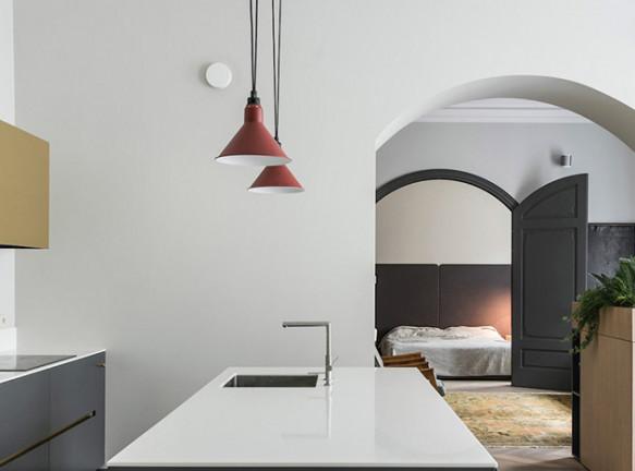 Кристина Ластаускаите-Пунде: трехкомнатная квартира в Вильнюсе