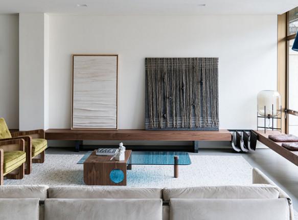 Фабио Фантолино: квартира в духе итальянских 70-х
