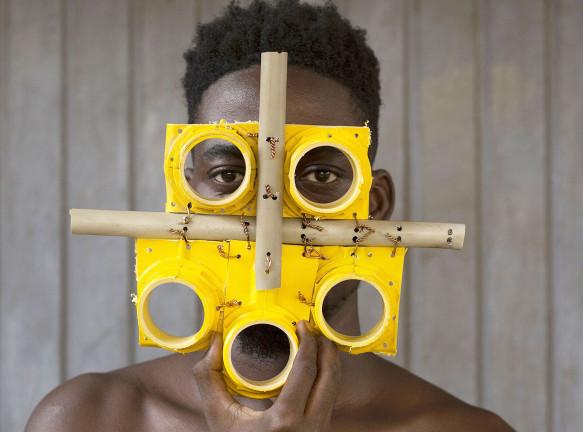 Арт-маски как средство самовыражения