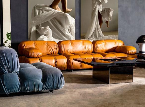 100 лет дизайна: 5 знаменитых диванов из 1970-х