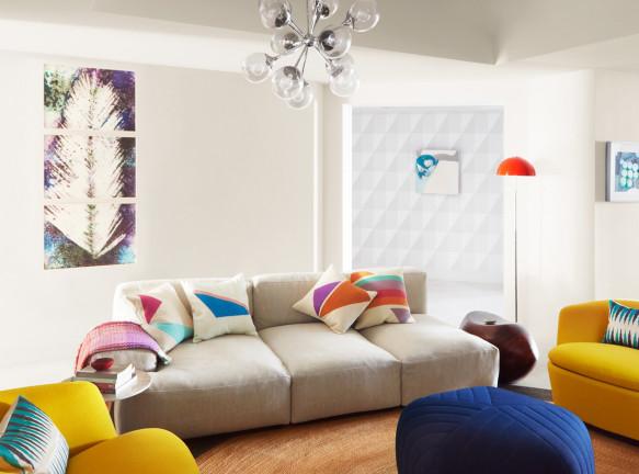 Сара Бенгур: апартаменты для семьи коллекционеров во Флориде