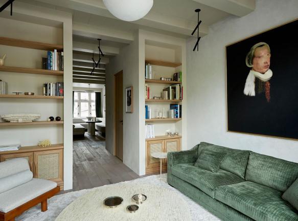 Дом в Амстердаме по проекту Framework Studio