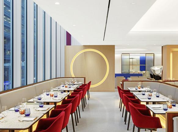 Alex Cochrane Architects: ресторан в Торонто