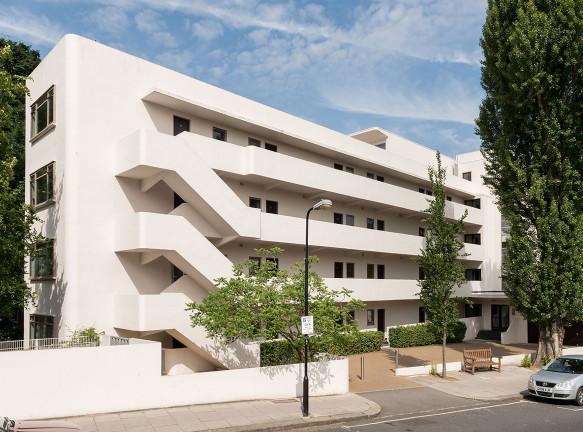 Isokon Building: судьба шедевра британского модернизма