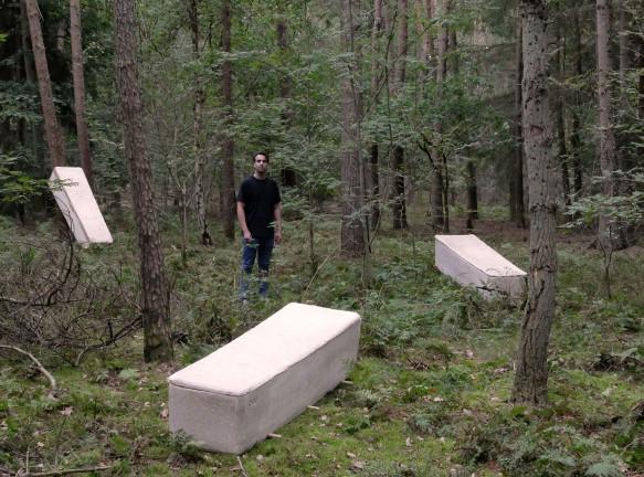 Гробы из мицелия