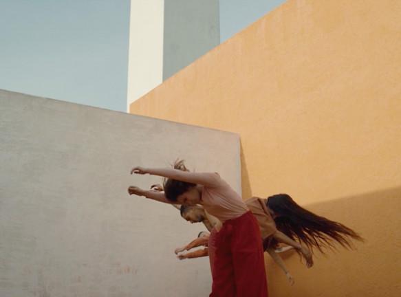 Танец и архитектура Луиса Баррагана