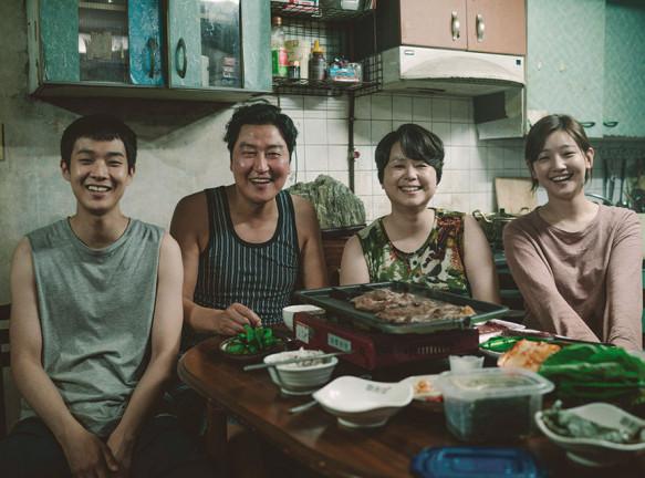 «Паразиты»: корейская комедия и современная архитектура