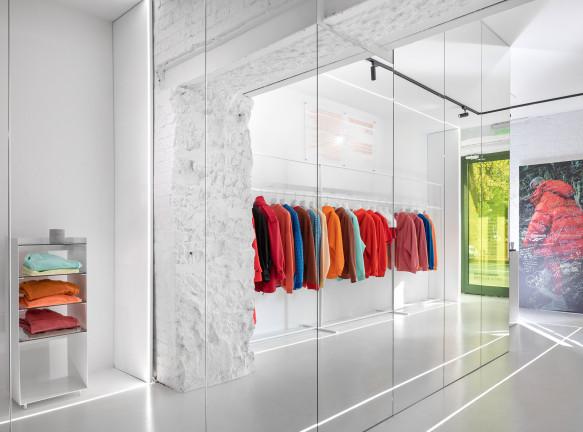 Room Design Büro: бутик Monochrome в Москве
