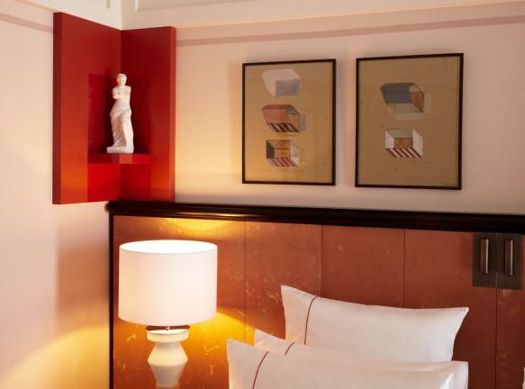 Лучшие интерьеры 2019: семь парижских отелей