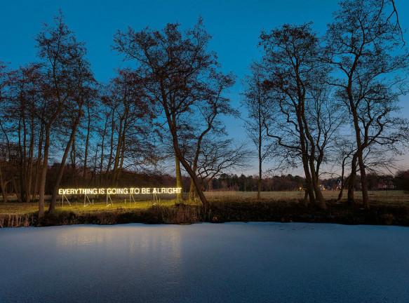 Schlossgut Schwante Sculpture Park: новый парк скульптур под Берлином