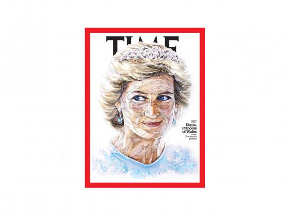 100 женщин на обложках журнала TIME