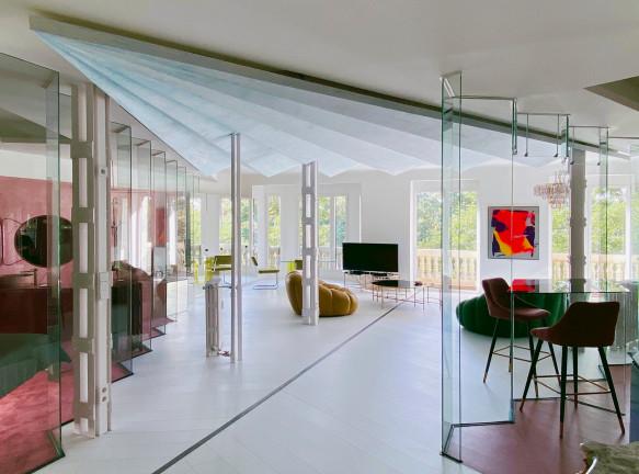 Апартаменты в Мадриде по проекту Fast & Furious Оffice