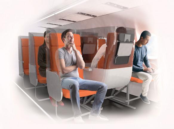 Авиация и короновирус: две концепции для социального дистанцирования