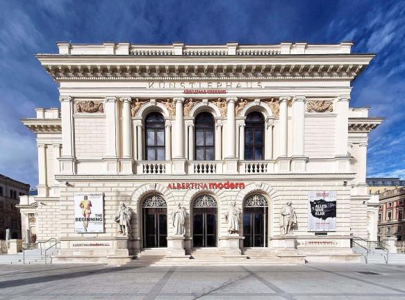 В Австрии открыт новый музей современного искусства Albertina Modern