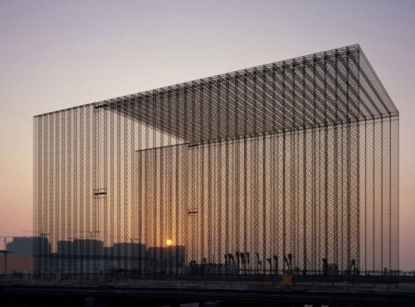 Ворота Асифа Хана для Expo 2020
