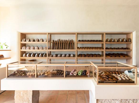Пекарня BreadBlok в Санта-Монике по проекту Commune