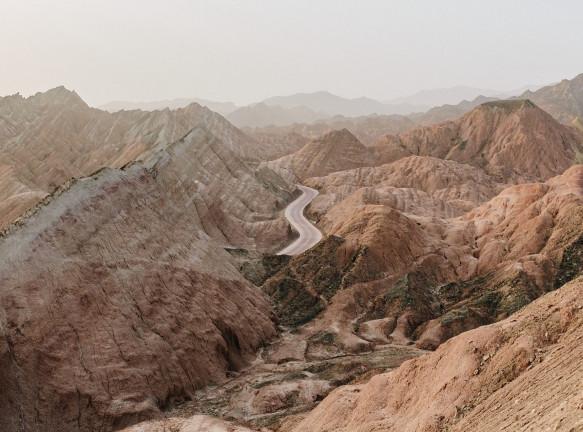 Новый шелковый путь на фотографиях Юрия Андриеса