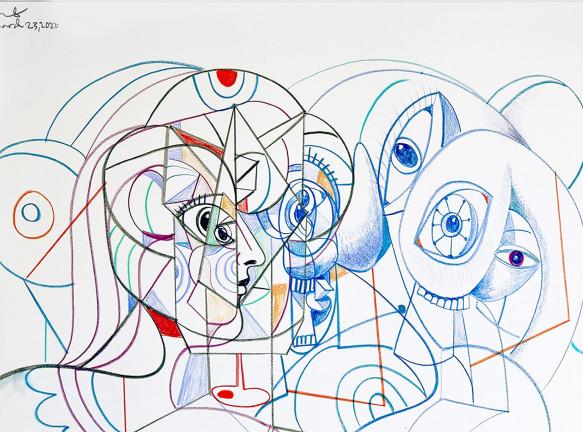 Искусство в онлайн: программы 7 знаменитых галерей