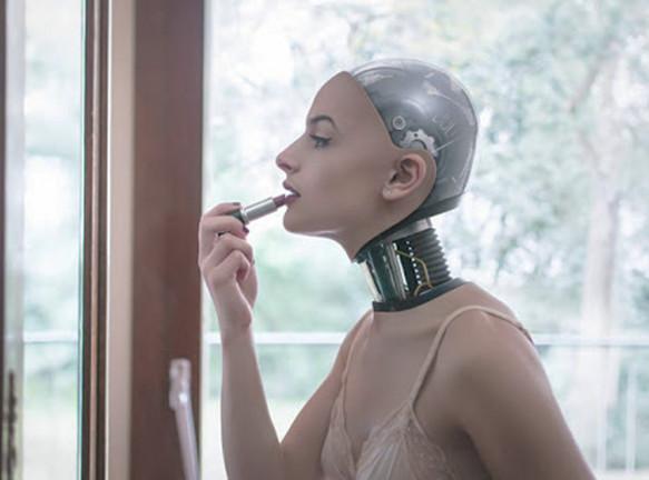 Роботы среди нас: фотопроект Николя Биго
