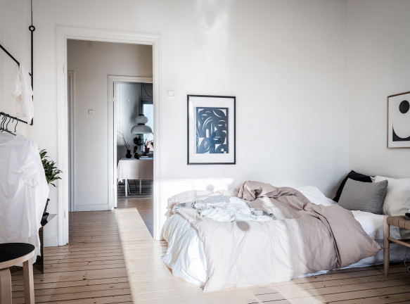 Гибкий интерьер: 5 советов и решений для маленькой квартиры