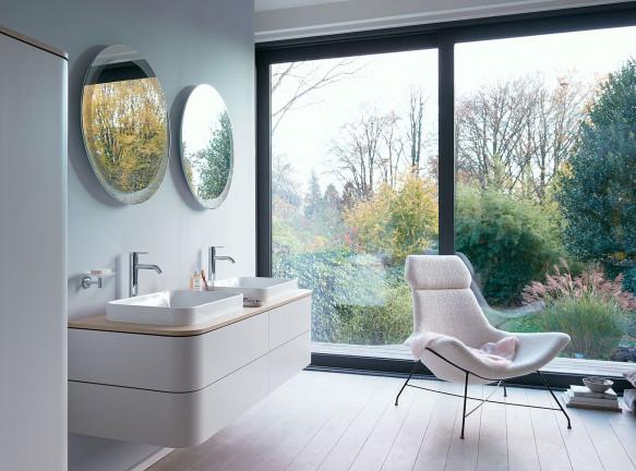 Мягкий минимализм: 10 вневременных идей для ванной комнаты